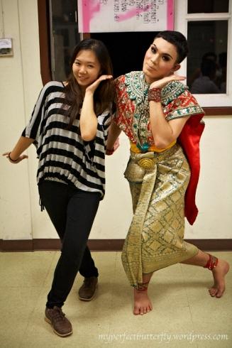 Thailand, Thai Dancer, Jamie Chan, Beauty