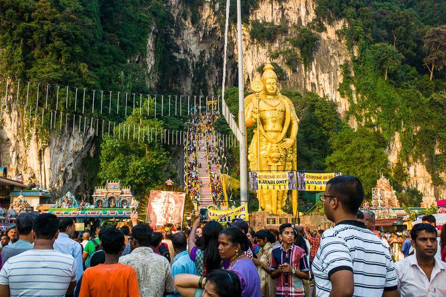 Lord murugan, hindu statue, Thaipusam, 2015, Malaysia, Leica, Summilux, Jamie Chan, No Foreign Lands, Travel
