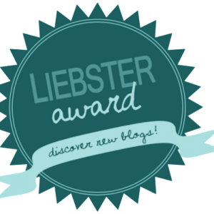Liebster Award, No Foreign Lands, Jamie Chan